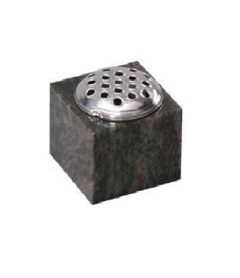 small granite vase